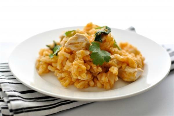 Delicious Chicken Risotto recipe
