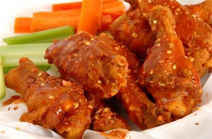 Delicious Devilled Chicken Drumsticks recipe
